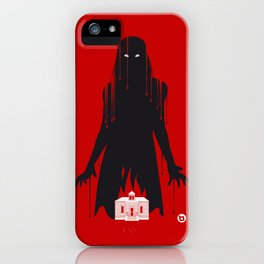 Carrie (Red Collection) iPhone Case
