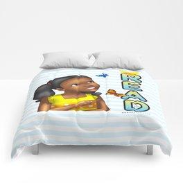 Read With Sasha! Comforters