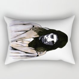 Street Schizo Rectangular Pillow