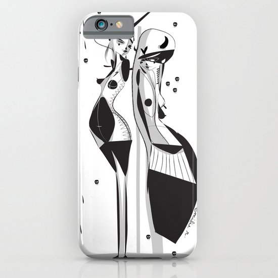 Sleepless nights - Emilie Record iPhone & iPod Case