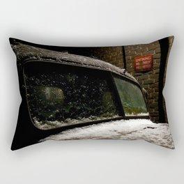 Truck Stop Rectangular Pillow
