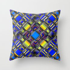 Diamond Graphix Throw Pillow