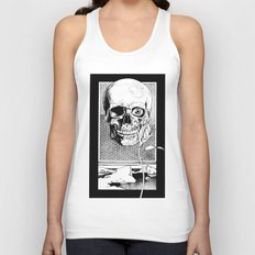 The Spectral Eye Unisex Tank Top