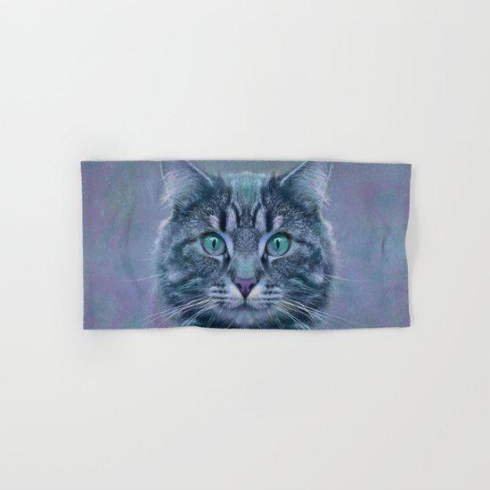 I'm just a cat Hand & Bath Towel
