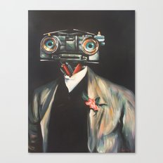 Johnny V, Esq. Canvas Print