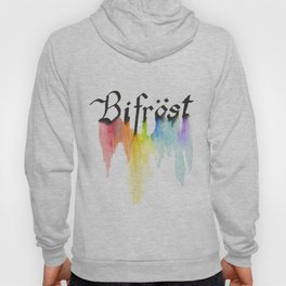 Bifrost the road to Valhalla Hoody