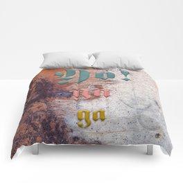 Yo! ga ga Comforters
