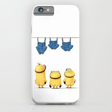 MINIONS LIFE: TOO HOT Slim Case iPhone 6