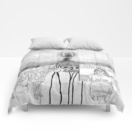 The constellation erotique 2952 Comforters