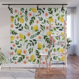 Lemon Grove Wall Mural