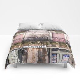 SICILIAN FACADE Comforters