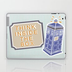 think inside the box Laptop & iPad Skin