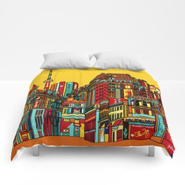 Sound of the city Comforters