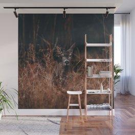 Hello Deer Wall Mural