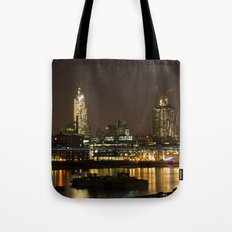 London by Night Tote Bag
