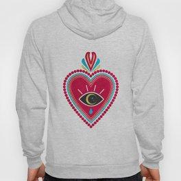 Ex Voto Sacred Heart Hoody