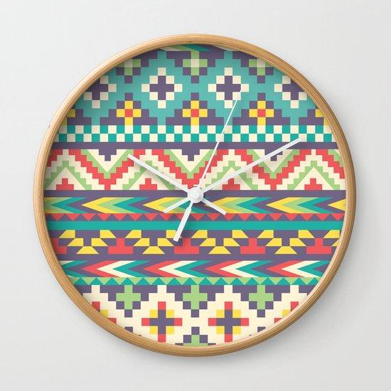 Ultimate Navaho Wall Clock