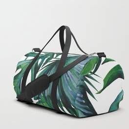 Tropical Palm Leaves Classic Duffle Bag