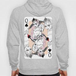 Queen Of Spades Hoody