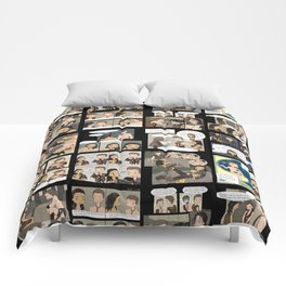 Nagron Chibi Collection (Spartacus) Comforters