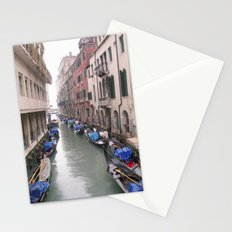 Streets in Venice Stationery Cards