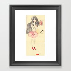 5 .  Framed Art Print