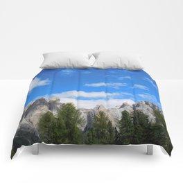 Dolomites Comforters