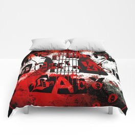 it's only rock n roll Baby Comforters