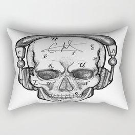 BuntSkull Rectangular Pillow