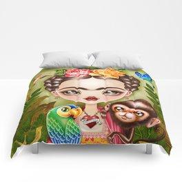 Frida Querida Comforters