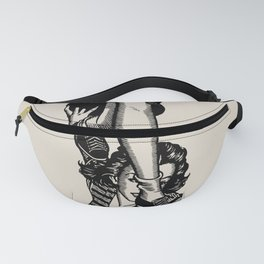 Bowling Fanny Pack