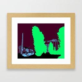 Xcerno Framed Art Print