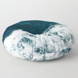 Ocean Crush Floor Pillow