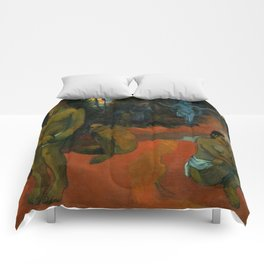 "Paul Gauguin ""Te Pape Nave Nave (Delectable Waters)"" Comforters"