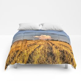 The English Summer Farm Comforters