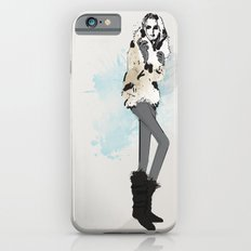 Fall Girl iPhone 6s Slim Case