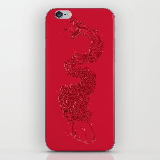 REDusa. iPhone & iPod Skin
