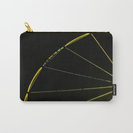 Ferris Lights Carry-All Pouch