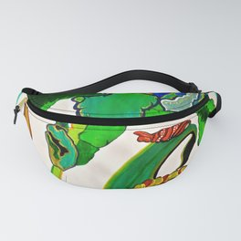 """""""Noel's Grace (i)"""" by ICA PAVON Fanny Pack"""