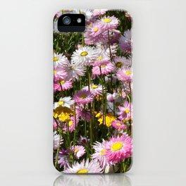 Flowers Everywhere!  iPhone Case