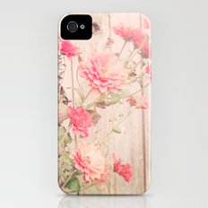 Flowers on the Wall iPhone (4, 4s) Slim Case