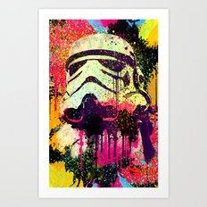 stormtroopop Art Print