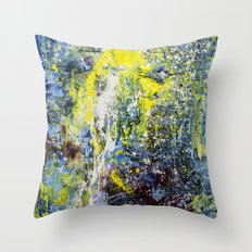 This Is How I Feel Right Now Throw Pillow
