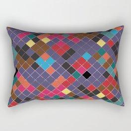 Make It Tiles Rectangular Pillow