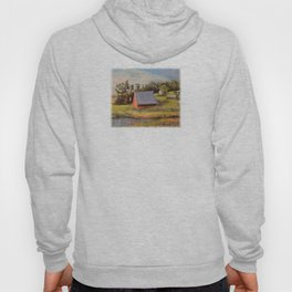 Nestled in the Farmland Hoody