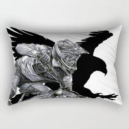 Race The Wind Rectangular Pillow