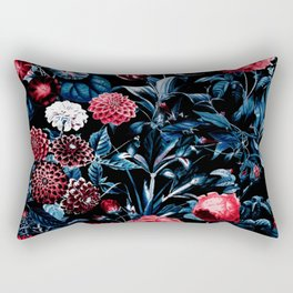 EXOTIC GARDEN - NIGHT X Rectangular Pillow