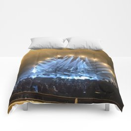 Silver & Gold Concert Comforters