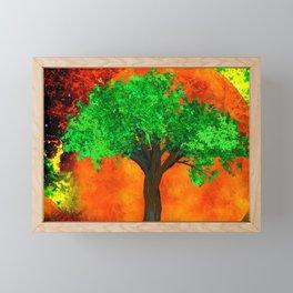 THE FOREVER TREE Framed Mini Art Print