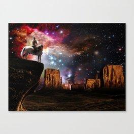 Native American Universe Canvas Print